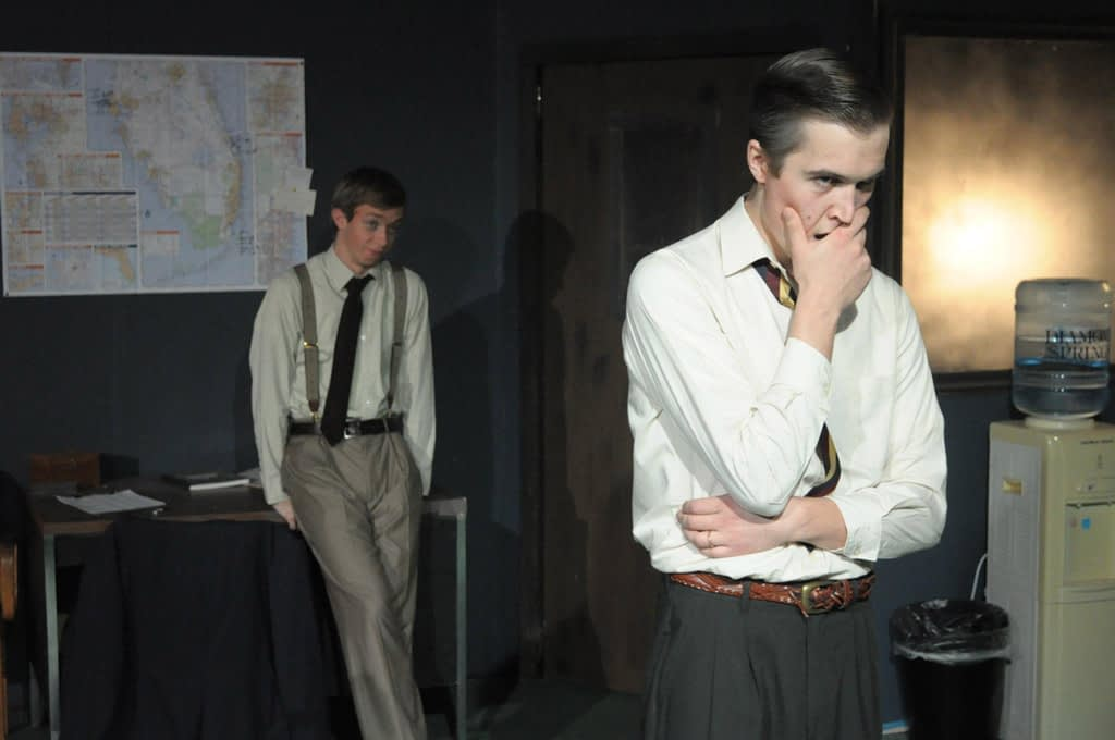 Glengarry Glen Ross with Center Stage